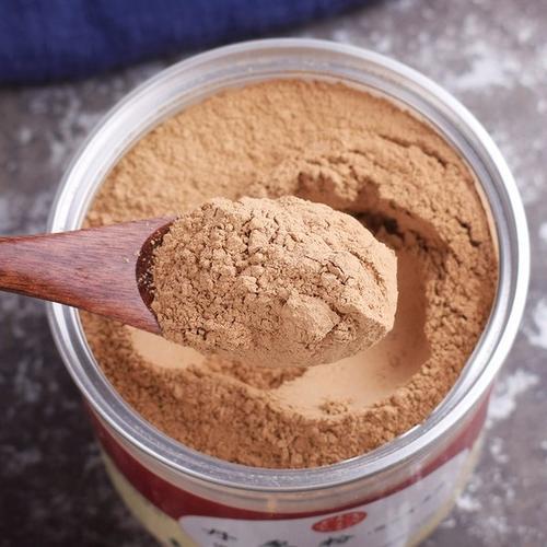 三七粉和丹参粉的用量比例,可以1比1配比