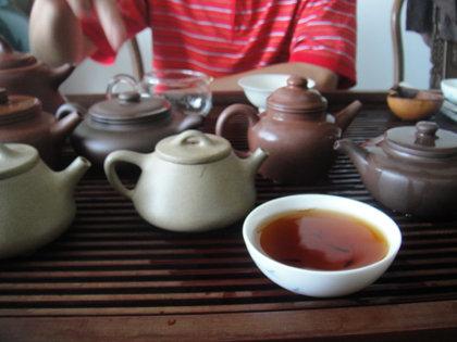 服用三七粉后能喝茶吗?