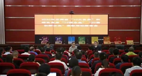 云南白药豹七三七入选2020年云南省10大名品