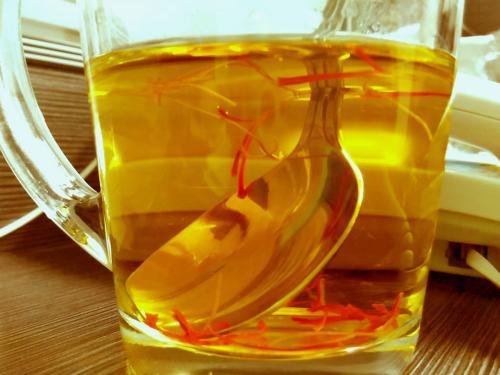 藏红花泡水每天喝会胖吗?不会,吃对了还能减肥!