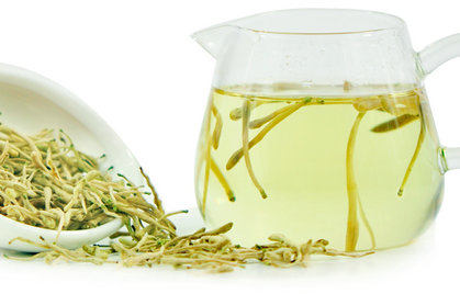 金银花水可以治疗湿疹吗